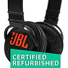 (Certified Refurbished) JBL T250SI On-Ear Headphone (Black)