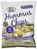 Best Hummus - Eat Real Hummus Sea Salt Chips 45 g Review