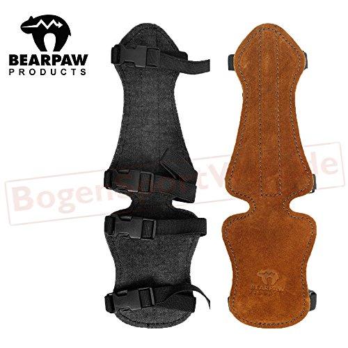 BEARPAW Armschutz Kinder Deluxe - Farbe: honigbraun