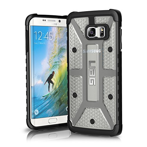 Urban Armor Gear Case For Samsung Galaxy S6 Edge Plus (Ice)  available at amazon for Rs.999
