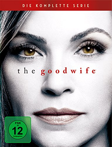 The Good Wife - Gesamtbox (42 DVDs)
