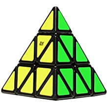 MoYu Pyraminx Speed Puzzle Cube Smooth Turning Cube Toy Black