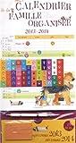 Image de Le calendrier de la famille organisée - septembre 2013-décembre 2014