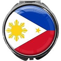 Pillendose/rund/Modell Leony/FLAGGE PHILIPPINEN preisvergleich bei billige-tabletten.eu