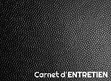 Carnet d'entretien: Livret de bord Auto | 20,96 cm x 15,24 cm, 120 pages | Pages préfabriquées pour garder une trace des entretiens de votre voiture | Convient pour tous les constructeurs...
