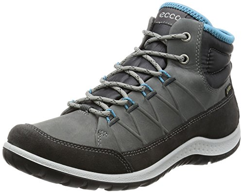 ECCO Aspina, Scarpe Sportive Outdoor Donna Grigio (57066moonless/dark Shadow)
