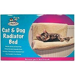 Invero® Cat Puppy Dog Pet Radiateur lit Chaud Lits Polaires Panier Cradle Hamac pour Animaux.
