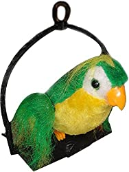 A R ENTERPRISES MUSICAL TALKING PARROT
