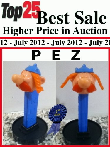 Top25 Best Sale Higher Price in Auction - Vintage PEZ (English Edition)