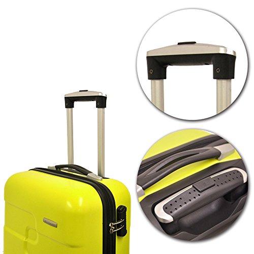 [Lifetime Warranty] Vesgantti Lightweight Suitcase Hardshell Travel Luggage 4 Wheels Suitcase Carry-on Suitcase Large Suitcase Luggage Set for Choice (20″/24″/28″/3pcs)