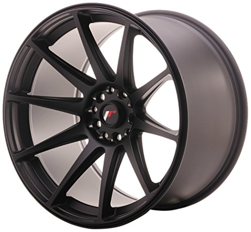 JAPAN Racing JR11 Matt Black 11 x 19 eT25 5 x 114/120 jantes en alliage