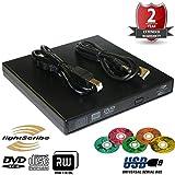 Best Dvd Copiers - External USB 2.0 DVD Writer Drive Lightscribe DVD Review