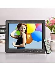 "Epyz HD Ready Digital Photo Frame with Fully Functional Remote (10"" inch, Black)"