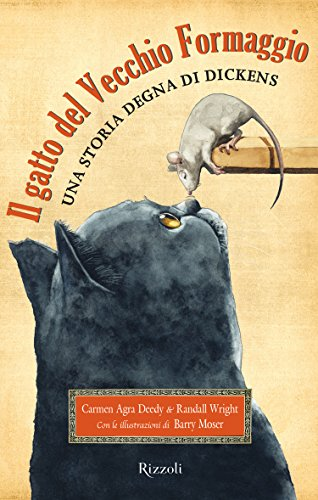Il gatto del Vecchio Formaggio: Una storia degna di Dickens