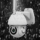 PTZ Camera Exterieur, Caméra Surveillance WiFi Audio Bidirectionnel, Vision Nocturne...