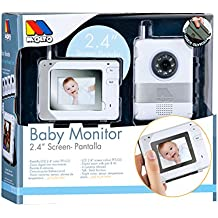 "Vigilabebé Baby Monitor 2.4"" Screen"