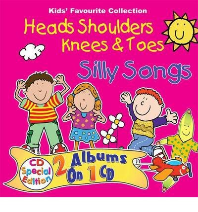 Produktbild [Heads,  Shoulders,  Knees and Toes] (By: CRS Records) [published: June,  2007]