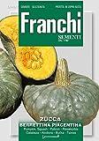 Kürbissamen - Riesenkürbis Berrettina Piacentina von Franchi Sementi