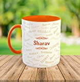 "FurnishFantasyâ""¢ Ceramic Mug - My name is Sharav"