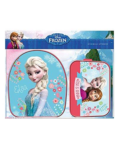 Disney DMO1240366 - Rucksack und Schultertasche Frozen Disney Eiskönigin Anna & (Gefrorene Halloween Disney)