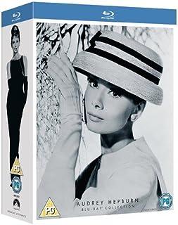 Audrey Hepburn Collection (Breakfast at Tiffany's / Funny Face / Sabrina) [Blu-ray] [1954] [Region Free] (B00D9SRCBA) | Amazon price tracker / tracking, Amazon price history charts, Amazon price watches, Amazon price drop alerts