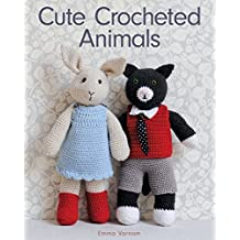Cute Crocheted Animals (English Edition)