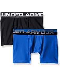 Under Armour Sportswear–b8383pinl Sportswear Unterhose o de Series 2Pack, niño, Sportswear Unterhose O-series 2 Pack, azul, extra-large