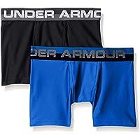 Comparador de precios Under Armour Sportswear–b8383pinl Sportswear Unterhose o de Series 2Pack, niño, Sportswear Unterhose O-Series 2 Pack, Azul, Extra-Large - precios baratos