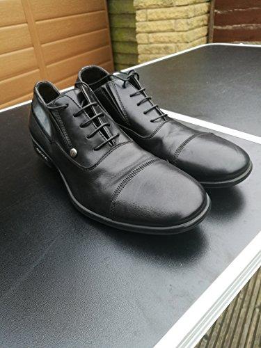 cesare-paciotti-lace-up-black-shoes-rubber-sole