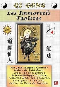 DVD QI GONG - Les Immortels Taoïstes