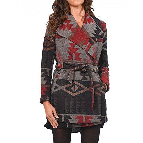 Kaporal -  Cappotto  - Donna rosso S
