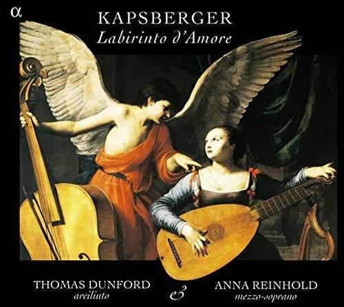 Kapesberger : Labirinto d'Amore