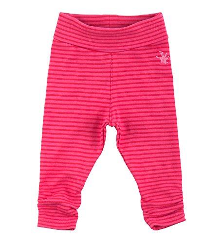 Sigikid Baby-Mädchen Leggings Leggins, Rosa (Hot Pink 632), 80
