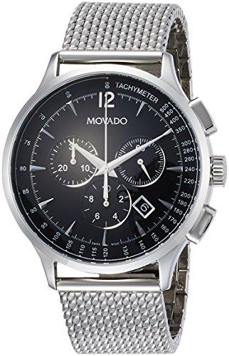 Para hombre Movado Circa Cronógrafo Reloj 0606803