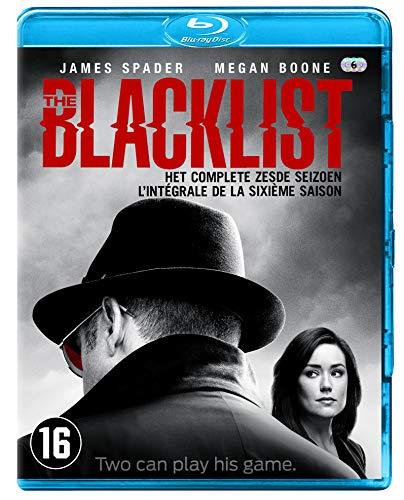 The Blacklist - Die komplette sechste Season - Import mit Deutscher Sprache