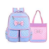 Kid Child Schoolbag Cute Girls Princess Style Backpack Waterproof Travel Bag Comfortable and Breathable Rucksack