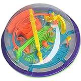 Tenflyer Órbita 3D Magic Maze bola cerrada Nivel intelecto bola de juguete Inteligencia Juguete para Niños