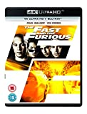 Locandina The Fast And The Furious - 4K Uhd (2 Blu-Ray) [Edizione: Regno Unito]