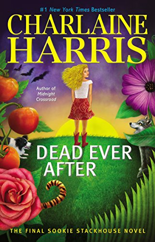 Book cover for Dead Ever After