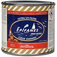 Epifanes Clear High Gloss Varnish 500ml by Epifanes
