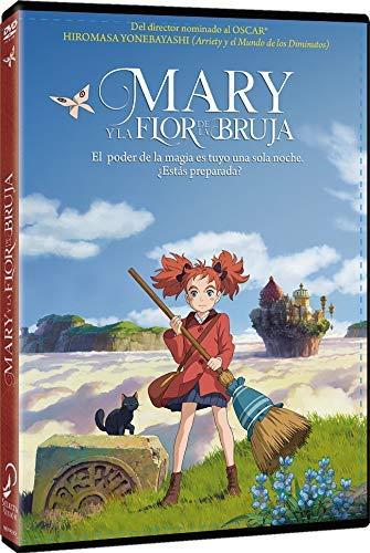 Mary Y La Flor De La Bruja [DVD]