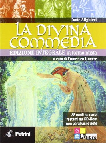 DIVINA COMMEDIA +CD