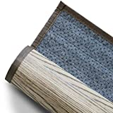 Bambusteppich Natur aus echtem Bambus 50x80 cm
