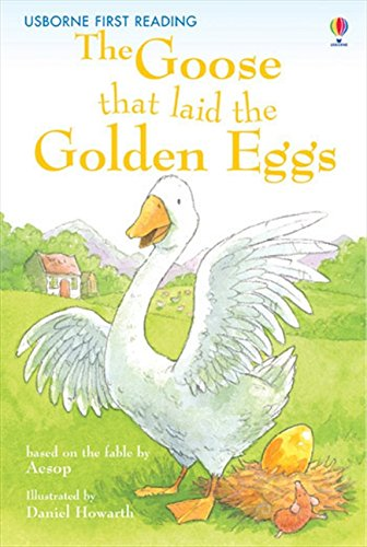 The Goose That Laid The Golden Eggs (English Learners)