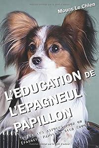 L'EDUCATION DE L'ÉPAGNEUL PAPILLON: Toutes les astuces pour un Épagneul Papillon bien éduqué
