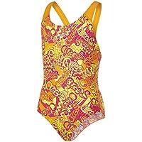 Speedo Girls Fusion Fun Allover Splashback Swimwear