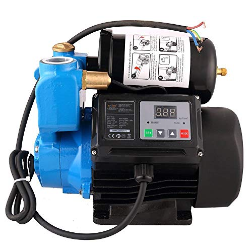 KATSU® Full Automatic Self Priming Water Booster Pump 130W