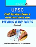 This comprehensive book is useful for UPSC—Civil Services Exam & Indian Forest Service Exam (Common Preliminary Examination). Also useful for State Public Service Commission Exams for the purpose of Study and practice of questions based on the la...