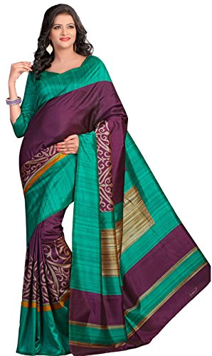 Samskruti Sarees Raw Silk Saree(Spas-18301_Multicolor)