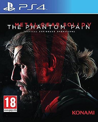 Metal Gear Solid V : The Phantom